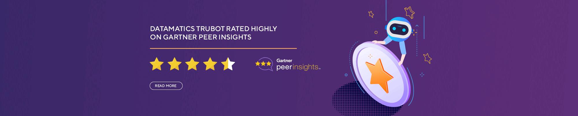 Best RPA Software as per Gartner Customer Choice report
