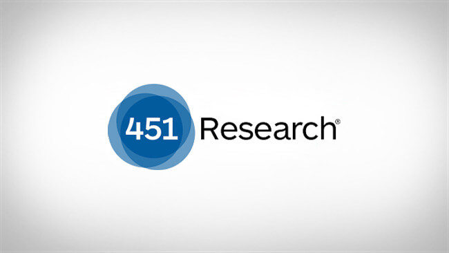 Analyst Report 451 Research's take on Datamatics' footprint in the RPA market