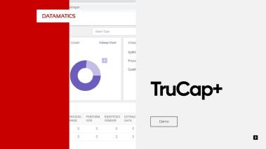 Datamatics TruCap plus