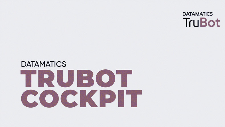 TruBot Cockpit Architectural Overview