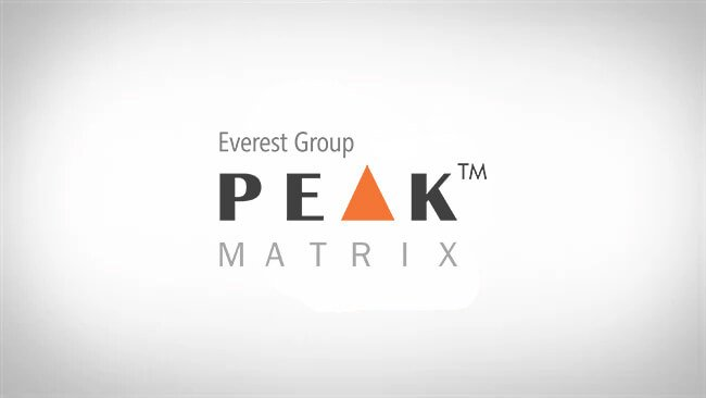 Everest Analyst RPA PEAK Matrix report